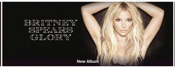 Britney en itunes